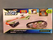 Hot Wheels Spin Shotz Super Score Shoot-Out NEW in Box. Special Edition Disc.