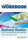 AQA AS Business Studies Unit 1: Planning and Financing a Business Workbook by Gwen Coates, John Wolinski (Paperback, 2008)