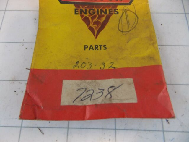 NOS Clinton Engine Pin 7238 203-32 FREE S/&H
