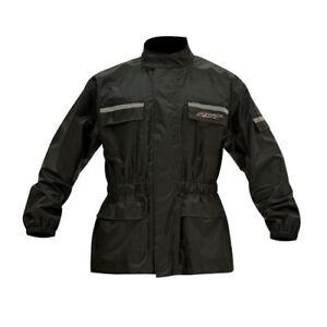 RST-Rain-1815-Waterproof-Motorbike-Scooter-Motorcycle-Jacket-Black