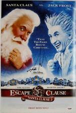 TIM ALLEN Signed Santa Clause 3 The Escape 12x18 PHOTO PSA