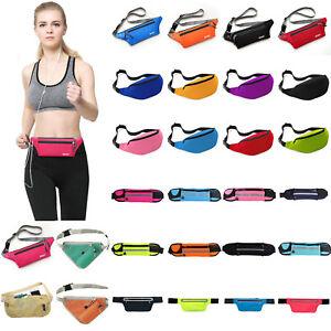 Relojes Y Joyas Jogging Belt Men Women Outdoor Sports Waist Fanny Belt Bag Water Bottle Phone Wallet Travel Pouch With Bottle