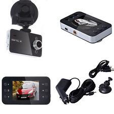 Envío gratis LCD Full HD 1080p coche DVR vehículo cámara grabadora de vídeo DVR