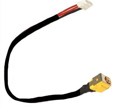 DC POWER JACK CABLE Acer Aspire 5335 5735 5735Z 7735 7735G 7735Z 7735ZG SOCKET
