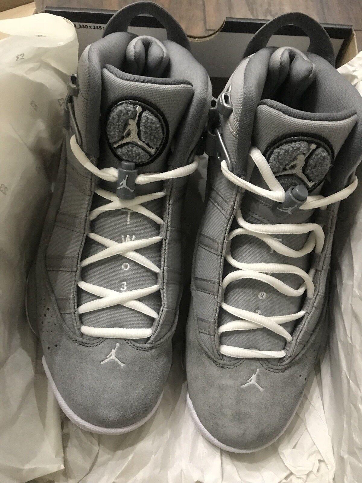 Air Jordan Six Rings 322992-014 Size 8.5