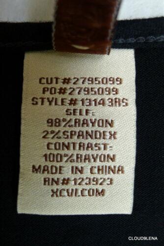 NWoT XCVI Ombre Dye Asymmetric Hem Free Spirit  BOHO Gypsy People tunic S//M//L