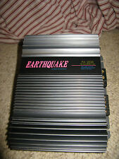 Earthquake Car Audio Amplifier  PA-2030 with pdf of owners/installation manual