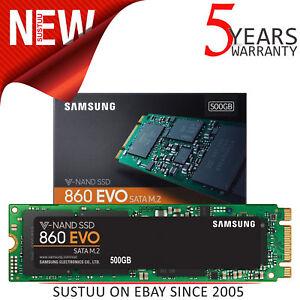 Samsung-500GB-860-EVO-M-2-SATA-Internal-Solid-State-Drive-MZ-N6E500BW-Storage-PC