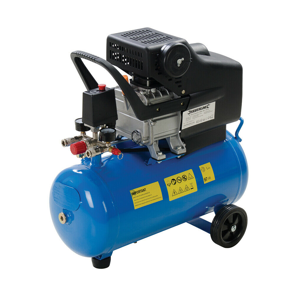50 litre 2hp 230v electric compressor new and boxed