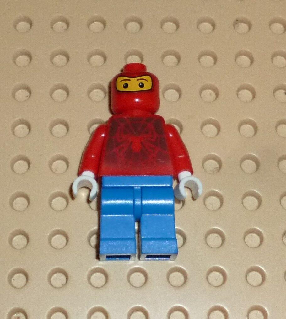 LEGO - Genuine Super Hero Minifigure - Spider-Man 2 - Balaclava Face, SPD012