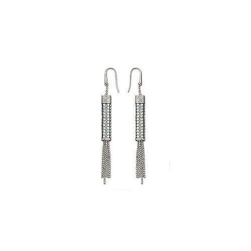 New in Box Swarovski New York Pierced Earrings 1084631