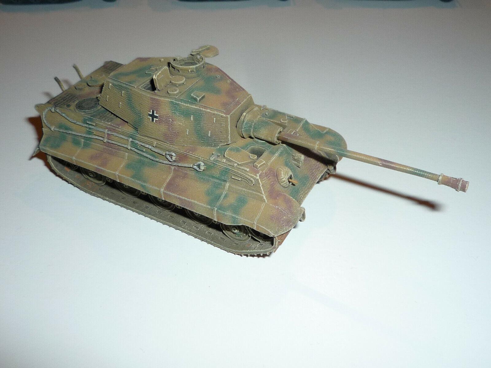 elige tu favorito Artitec 1 87 87 87 - 387.75-cm Tiger II (porsche), Zimmerit, camuflaje-leer x448x   El nuevo outlet de marcas online.