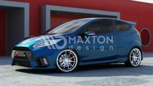 BODY KIT PARAURTI ANTERIORE FORD FIESTA - FOCUS RS LOOK 2015