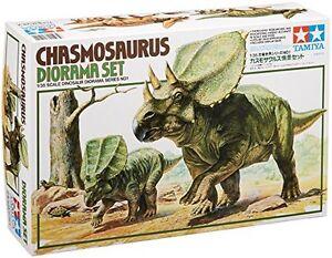 Tamiya 60101 Chasmosaurus Diorama 1:35 Plastic Kit