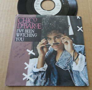 DISQUE-45T-DE-CHICO-DEBARGE-034-I-039-VE-BEEN-WATCHING-YOU-034