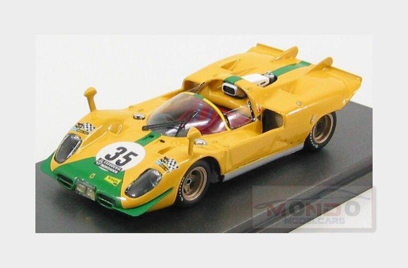 Ferrari 512S Spider  35 24H Le Mans 1970 Juncadella MG MODEL 1 43 512S-26 Model