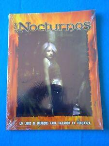 Rol-Cazador-la-venganza-Los-nocturnos-Precintado-La-Factoria-RL727