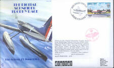 AC25 Digital Schneider Trophy Race signed RAF cover