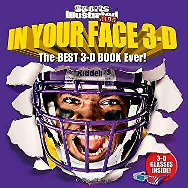In Your Face 3-D : The Best 3-D Book Ever! by Klutho, David E.