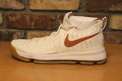 Nike Zoom KD 9 Texas Longhorns DS Size 11.5-12  49ffee22a