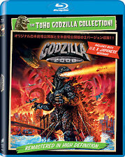 Godzilla 2000 | Takao Okawara | New | Sealed | Blu-ray