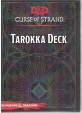 Tarokka Deck Curse of Strahd DnD  NIB  GF9/WOTC