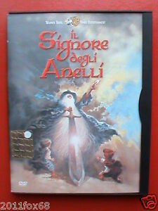il-signore-degli-anelli-the-lord-of-the-rings-DVD-Snapper-2001Raro-F-CatZ8-37408