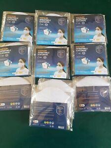 60 St FFP2 Atemschutzmaske Mundschutz Maske 30 x waschbar ...