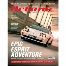 OCTANE Magazine 205 July 2020 Lotus Esprit Turbo Lancia Aurelia Stirling Moss