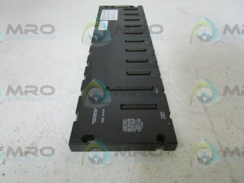 USED * Details about  /GE FANUC IC693CHS391G BASE
