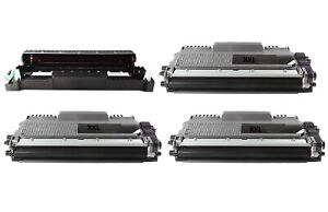 Drum-3-XXXL-par-10000-Toner-compatible-pour-Brother-DCP-L-2500-Series-dcp-l2520dw