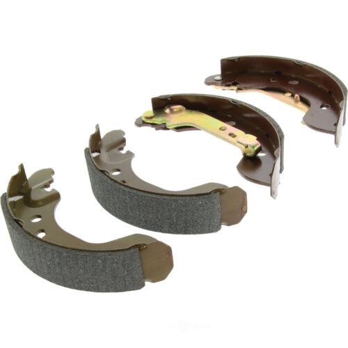 Drum Brake Shoe-Premium Brake Shoes-Preferred Rear Centric 111.10201