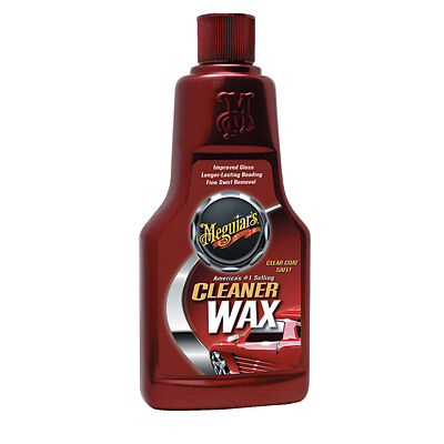 Meguiars A1216 Cleaner Wax - Liquid