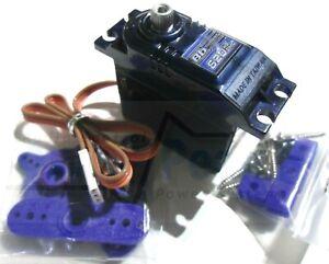 Turnigy-620-Waterproof-Digital-Metal-Gear-Servo-10-6kg-cm-0-13s-Buggy-Steering