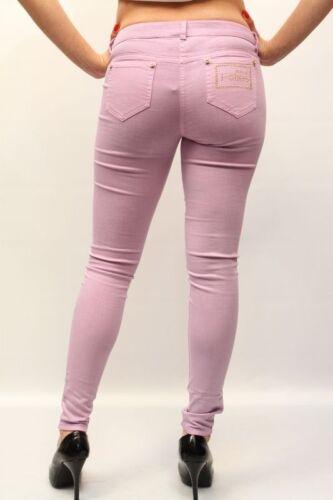 Mis 8663 Брюки Pantalone Lilla Donna 24 Pantaloni 12 Donna Blugirl Pp PwXXnat0q