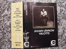 Musikkassette Julian Lennon / Valotte – Pop Album