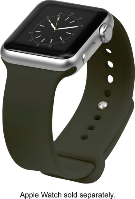 e17bb76b8 NEXT - Sport Band Watch Strap for Apple Watch® 42mm and 44mm - Olive Green