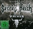 Live at Wacken [Digipak] by Sacred Reich (CD, Sep-2012, 2 Discs, Golden Core Records)