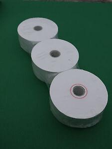 3 Kassenrollen Bastelpapier Papierrollen Basteln Deko Papier