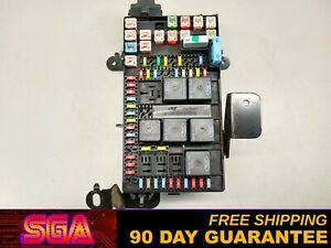 2003-2004 FORD EXCURSION SUPER DUTY F250 F350 FUSE BOX ...