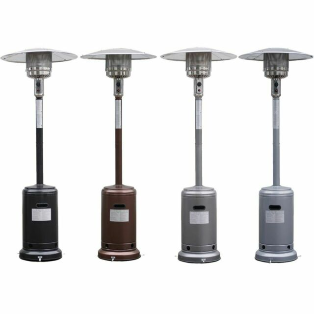 Pyramid Standing Outdoor Patio Heater Deck Natural Gas Propane Lp For Sale Online Ebay