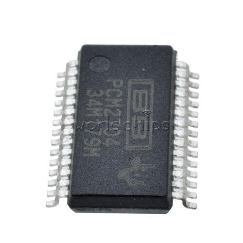 PCM2704DB  PCM2704 PCM2704DBR Stereo DAC S//PDIF Brand NEW USB