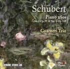 Klaviertrios von Guarneri Trio Prague (2015)