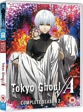 Tokyo Ghoul Root A Complete Season 2 Series DVD New & Sealed ANIME Region 2 AL
