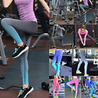 Women's Running Yoga Sports Exercise Leggings Fitness Gym Stretch Pants Trousers