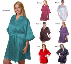 PLUS-SIZE-LINGERIE-SHORT-ROBE-O-S-Q-4X-5X-6X-ASSORTED-COLORS