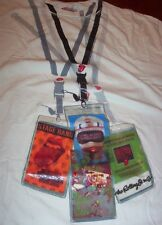 THE ROLLING STONES BACKSTAGE PASSES T-Shirt XL NEW