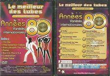 DVD -LES ANNEES 80 EN KARAOKE MICHAEL JACKSON SUPERTRAMP NEUF EMBALLE NEW SEALED