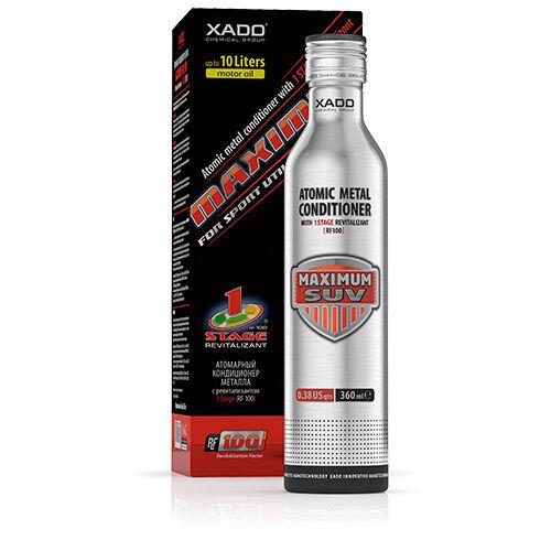 Xado Engine Oil Additive 1 Stage Maximum SUV Motor Wear Protection & Repair