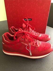 Shoes 39 SneakersSchuhe Rot Zu Gabbana Dolceamp; Details DHYE9WI2